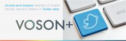 VOSON+Twitter