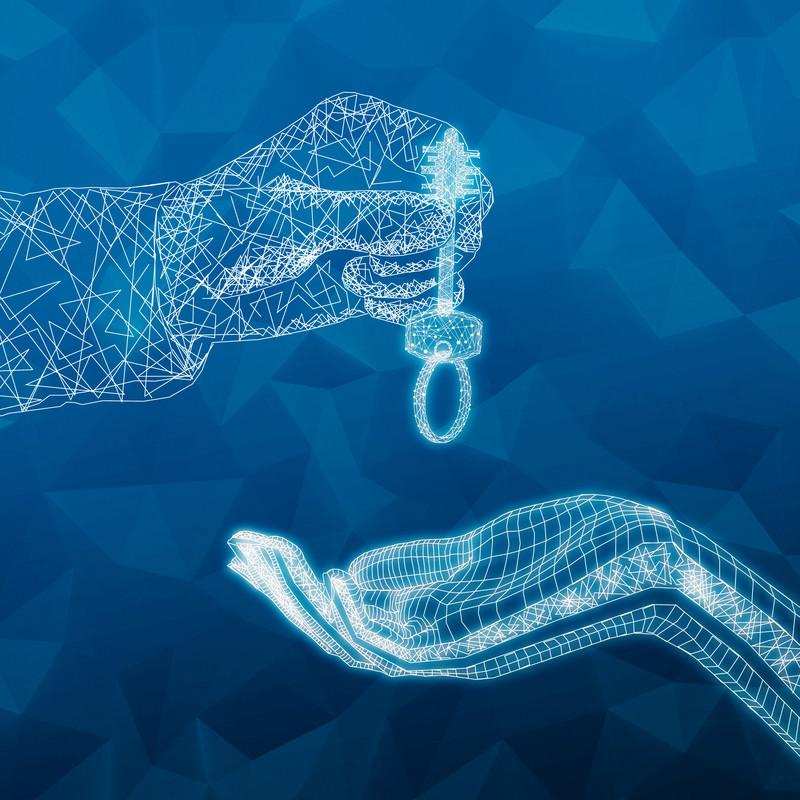 Blockchain Registration part 1: Asset Validation
